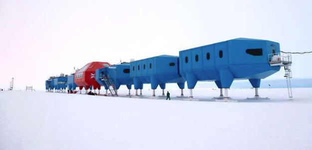 Antarctic-lab