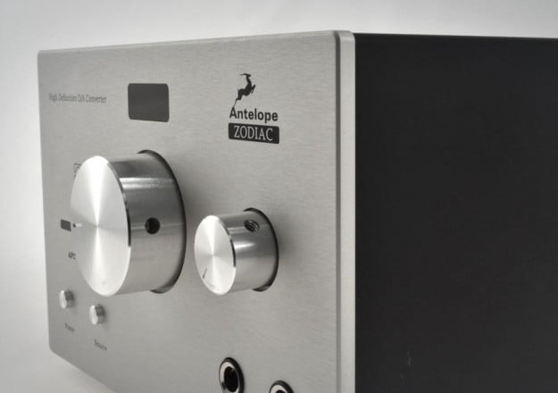 Antelope Audio Zodiac Review front angle