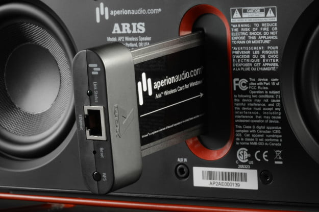 Aperion Audio Aris Wireless Speaker Review wireless card windows 8