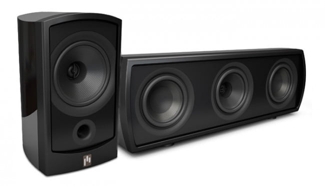 Verus Forte Center and Surround Speakers