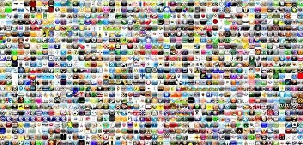 apple ios app store mosaic mobile apps ipad iphone ipod touch