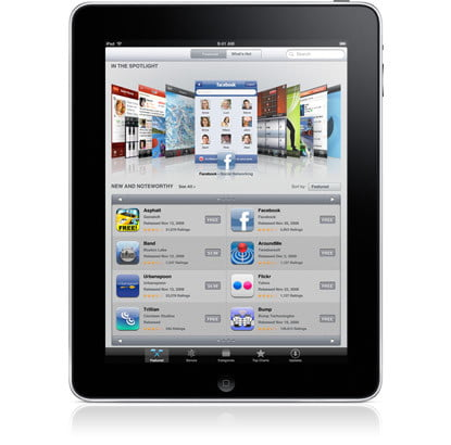 Apple iPad App