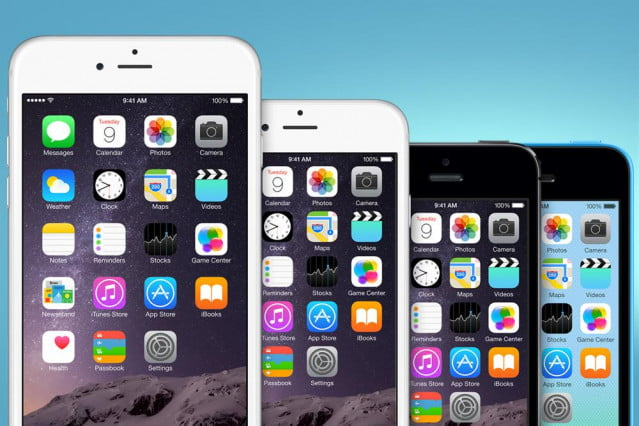 Apple 2014 iPhone options