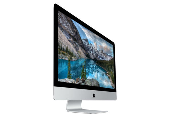 mac market share drops to five year low apple  imac with retina k display