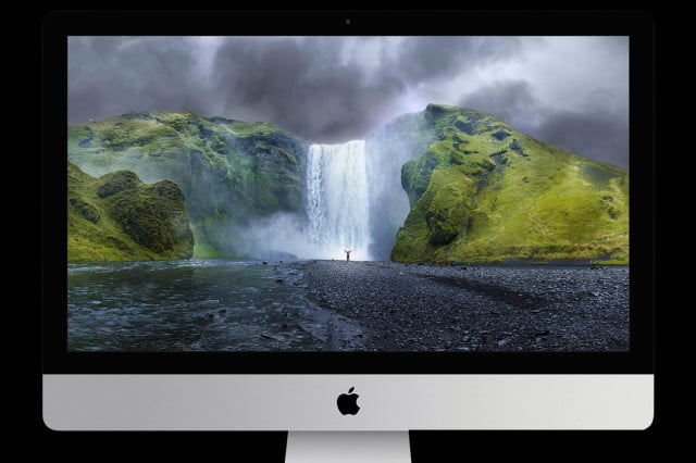 apple has expanded support for  k displays and dells inch monitor imac more than big number
