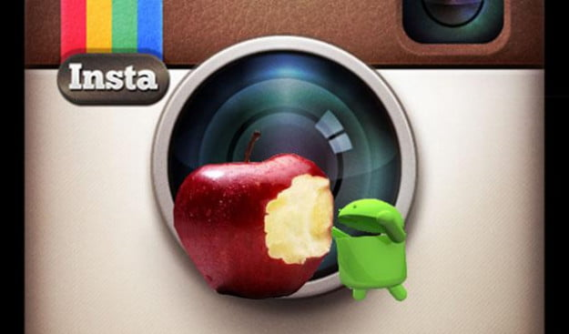 apple android insta