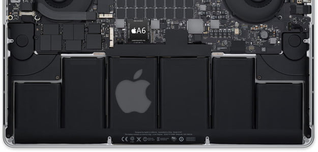 Apple ARM processor mac intel