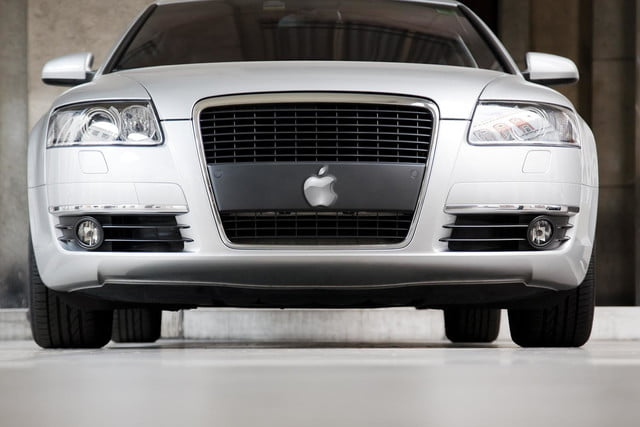 apple building electric vehicle hundreds employees dedicated secret project car