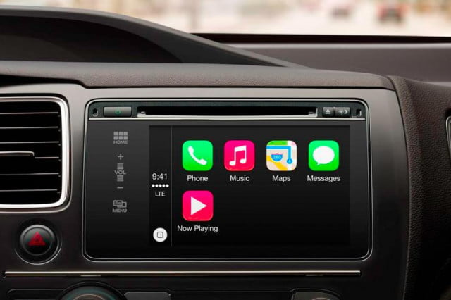 infotainment war heats apple announces nine new carplay participants