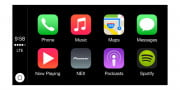 android auto review apple carplay press