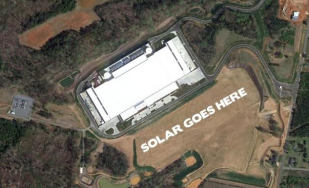 apple data center via TechCrunch