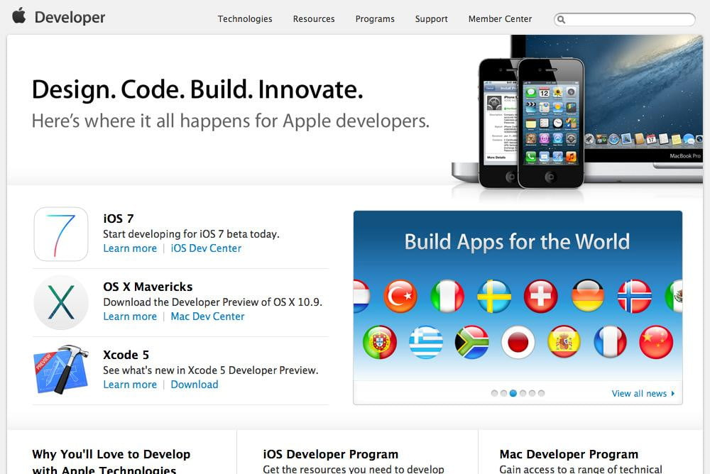apple developer site fully restored after lengthy outage