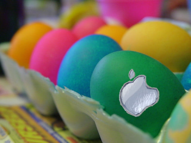 apple easter egg