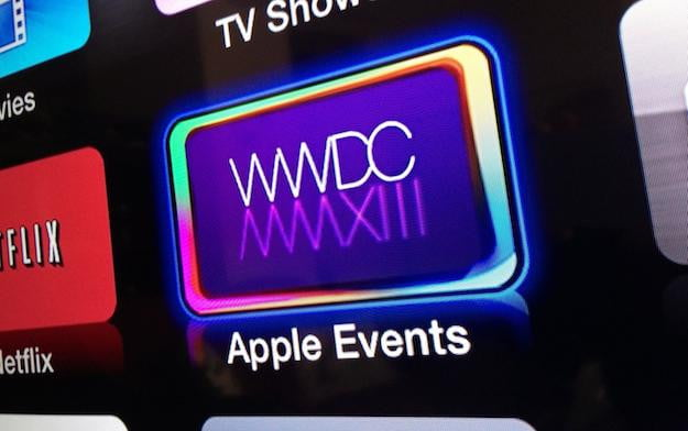 Apple Events WWDC Logo