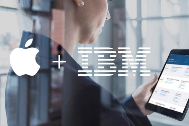 apple unveils  new business focused apps as part of ibm partnership