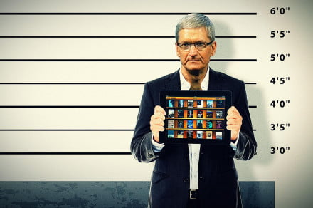 Apple iBooks Lawsuit Tim Cook