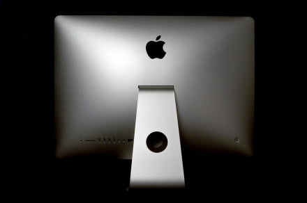 Apple iMac 2014 back