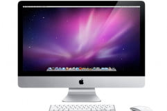 apple imac  inch core i review