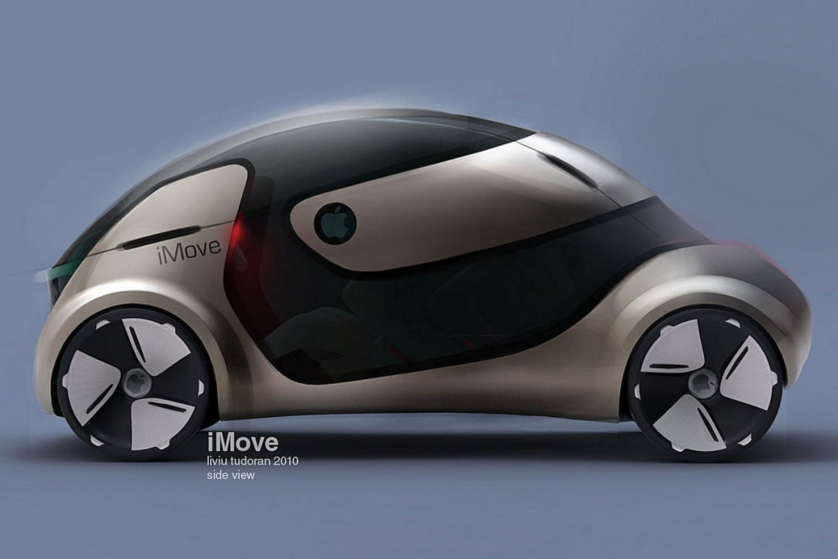 the apple car might be appearing sooner than we thought imove concept  liviu tudoran
