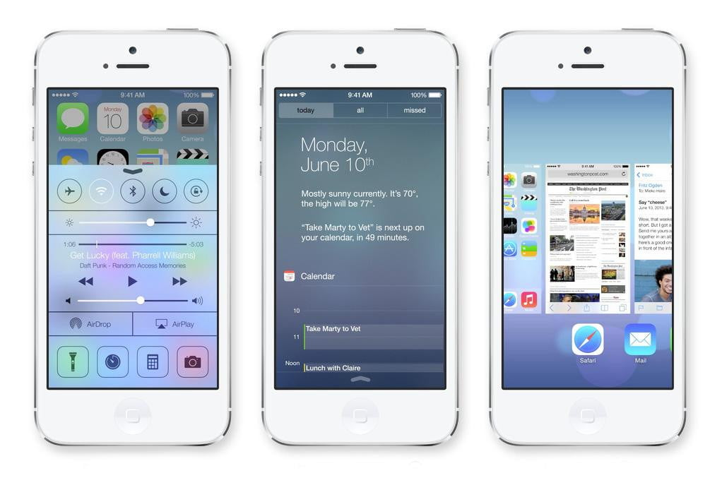 apple ios  preview