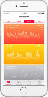 Apple iOS 8 Health