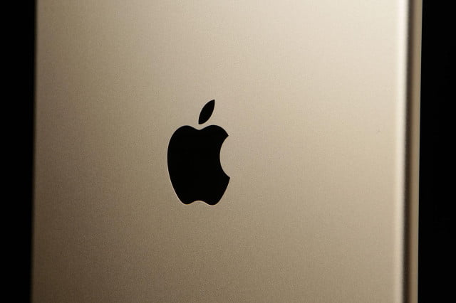 people cannot draw apple logo study ipad air  rear