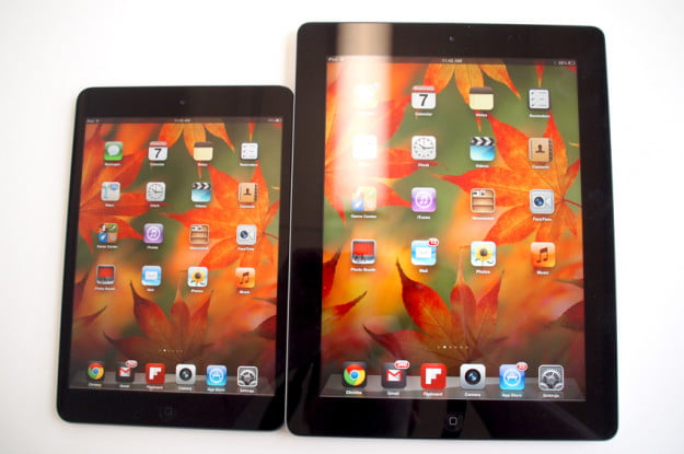Apple iPad Mini review iPad comparison iOS tablet