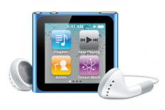 apple ipod nano review sixth generation (sixth generation)