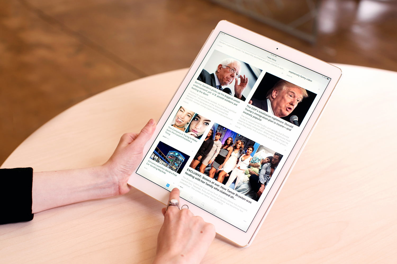 What are the pros and cons of buying an Apple ipad? Please help!?