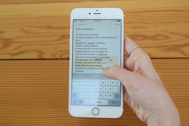 best iphone keyboard apps apple  d touch select