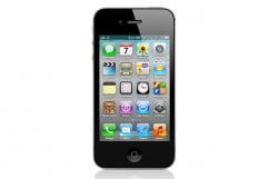 apple iphone  s review display iso home screen