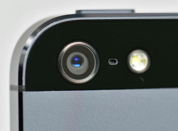 apple iphone 5 camera lens