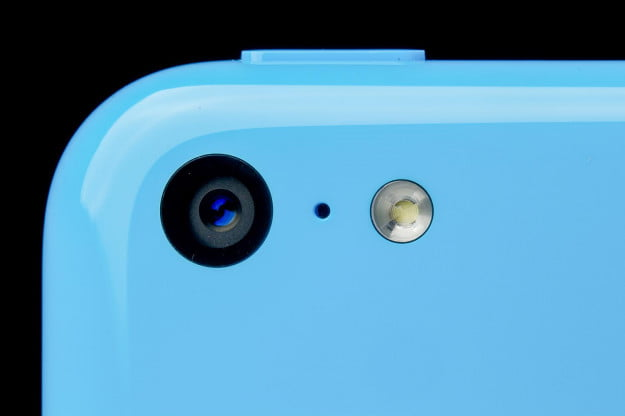 apple iphone 5c macro rear camera