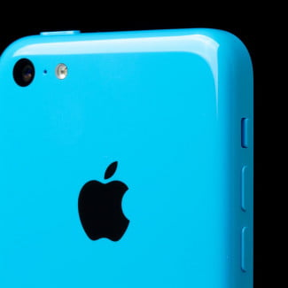 apple iphone 5c rear camera