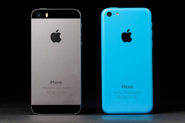 iphone top eight best selling smartphones japan apple  c vs s rear