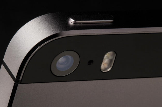 apple iphone 5s screen rear camera macro