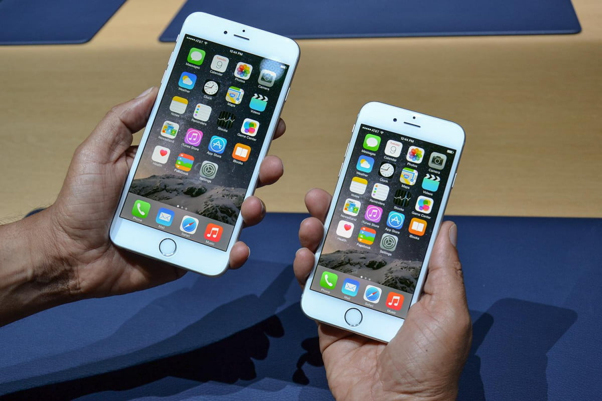apple sold  million iphone in hours hands on