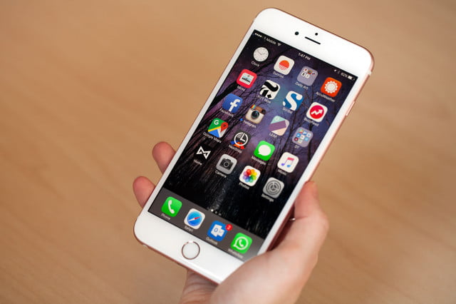 apple shares in  suffered their first negative year eight years iphone s