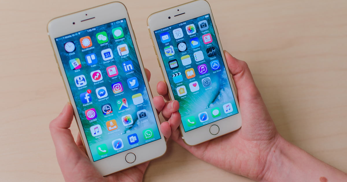 Vazamento confirma Apple Apple iPhone 7s e iPhone 7s Plus