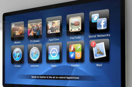 Apple iTV 60-inch featured
