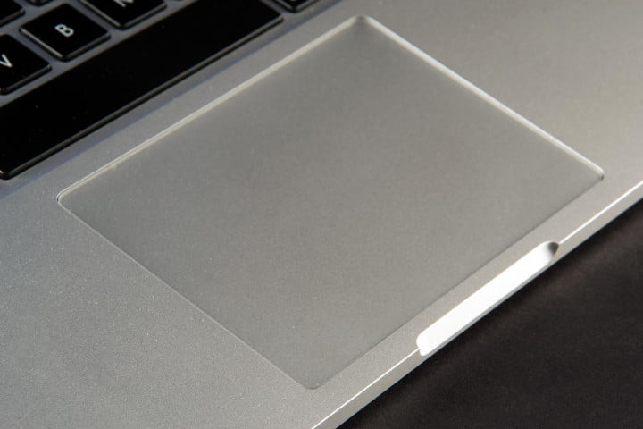 apple macbook pro  inch retina review ret trackpad