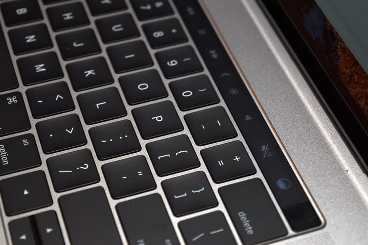 apple macbook pro  touch bar first impressions oled with