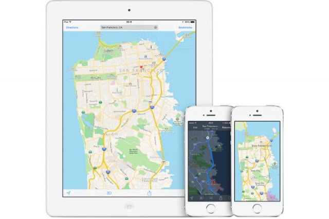 apple may launch public transit directions with ios  maps iphone ipad