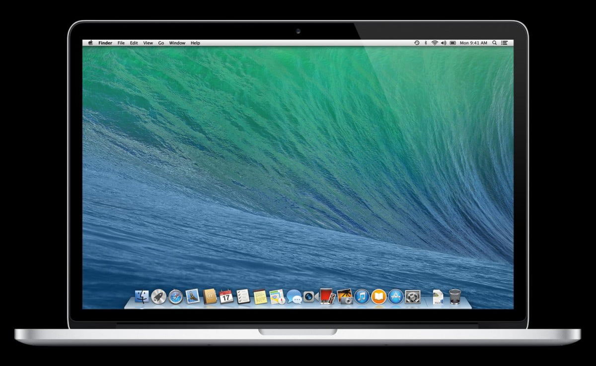 apple issues golden master build of os x  to developers mavericks desktop