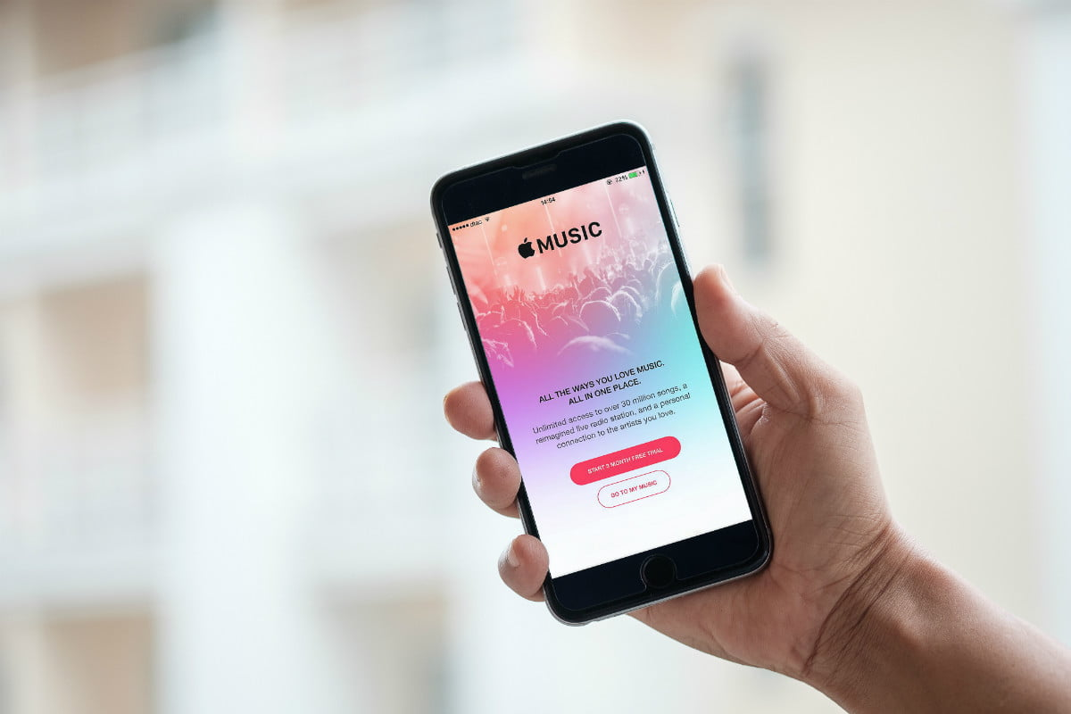 apple music  million paid subscribers