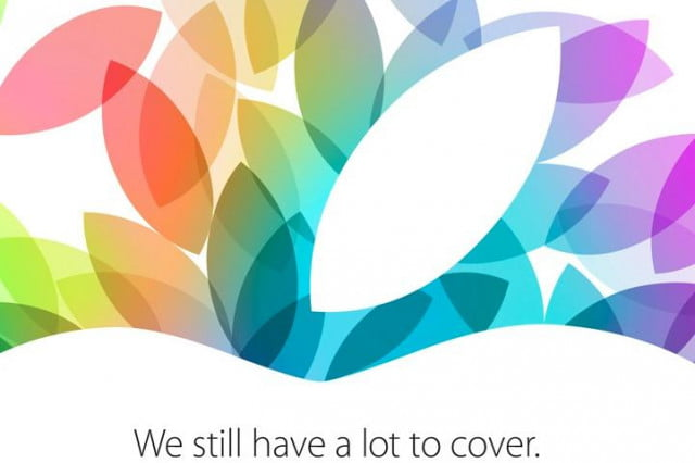 apple confirms october  event