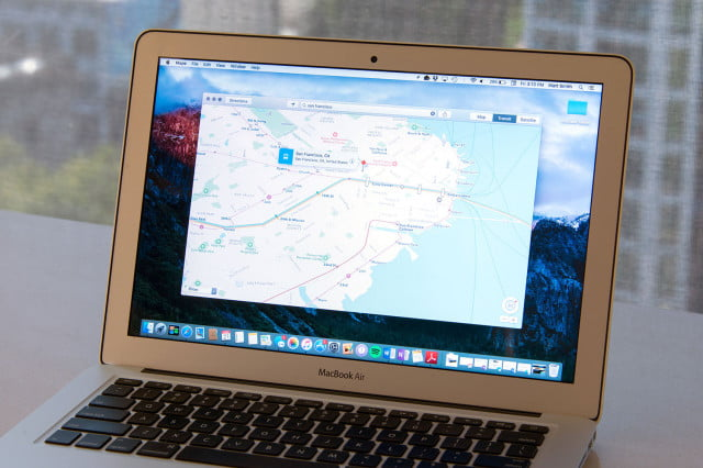 apple event leak says os x el capitan will launch september  th osx maps