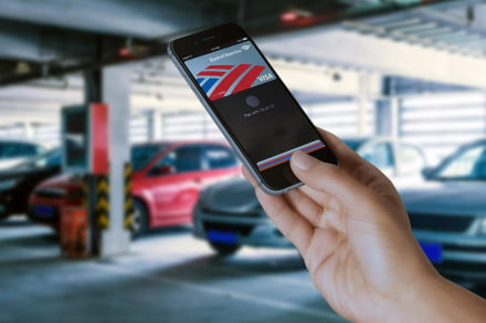 Apple Pay Parking TIckets