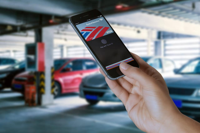 australian banks antitrust challenge apple nfc chip pay parking tickets