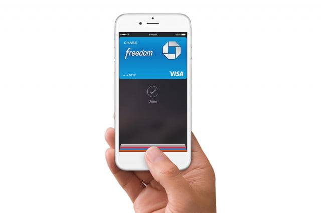 iphone  nfc for apple pay only